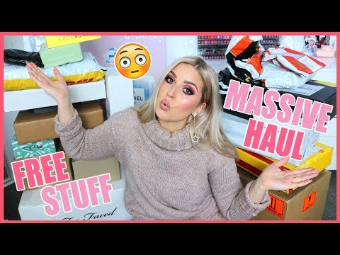 Unboxing Over 28 Packages! ?? HUGE Makeup NEW STUFF Haul!