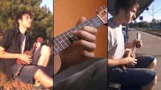 Into The Wild Soundtrack (Eddie Vedder) - ukulele medley