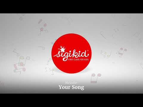 Spielwerk Melodie Your Song