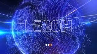 Générique JT TF1 LE20H FICTIF