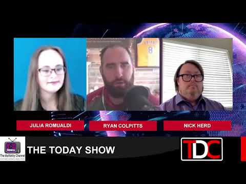 , TDC – Julia Romualdi Talks Special Olympics & Covid 19 With Athlete Ryan Colpitt, Wheelchair Accessible Homes
