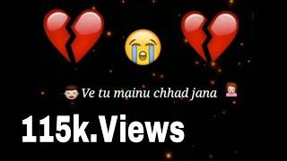 Best Punjabi song Mann Bharya sad whatsapp status