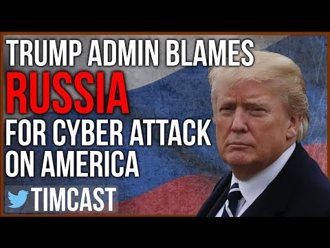 America Under Attack? Trump Administration Blames Russia for Cyber Attack