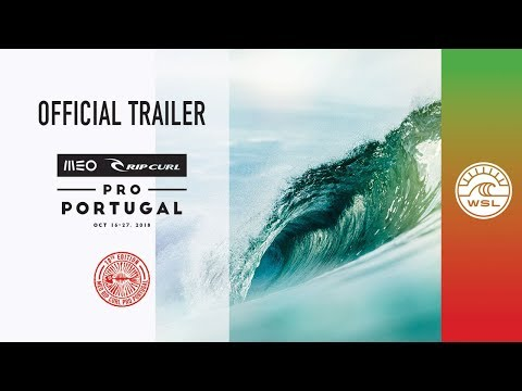 Rip Curl Pro Portugal 2018 | Official Trailer