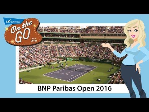 BNP Paribas Open 2016