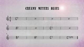 Creamy Meters Blues