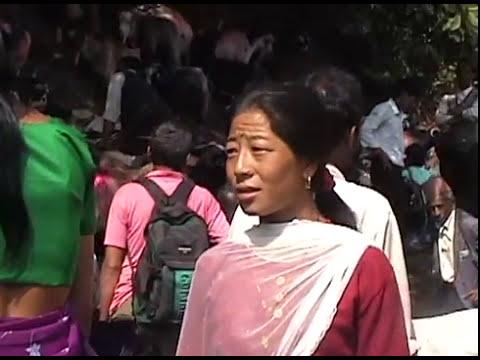 Pokhara, Nepal during Dashain Festival