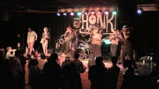 PitchBlak Brass Band - Breathe (Pink Floyd Cover)