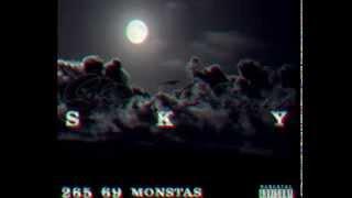 7) Sky I - 265 Gangsters Sao Tropas [ Black Clouds 2014 ]