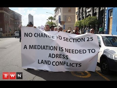 Western Cape concerned clergy march to Parliament