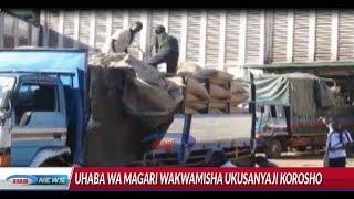 Uhaba wa magari ya kukusanyia Korosho wazua hofu kwa wakulima