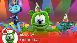 YouTube Kids App Happy Birthday Party Songs Playlist Intro Gummibär The Gummy Bear