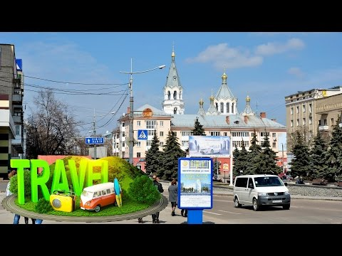 Zhitomir #Ukraine ✈ HD 1080p