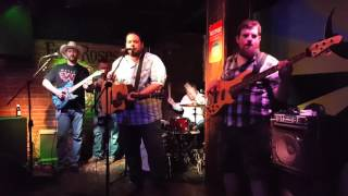 The Bullhaulers live at The Westport Saloon - 2 - 20160507 223049