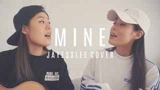 MINE | BAZZI (Jayesslee Cover) Available on Spotify and iTunes