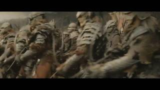 Lord of The Rings - Down With The Sickness