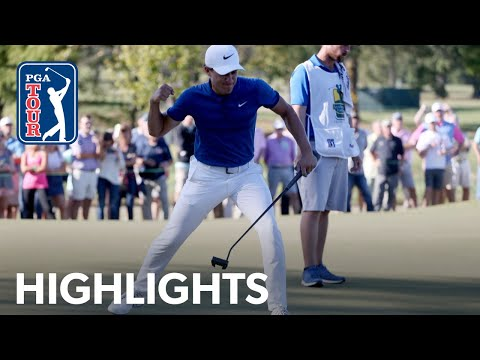 Cameron Champ's winning highlights | Sanderson Farms 2018 2019