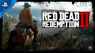 Red Dead Redemption 2 - Official Trailer #2 | PS4