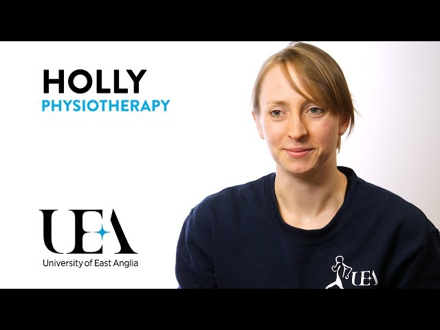 Physiotherapy: Holly's story - video