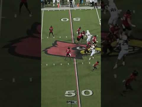 Louisville gets creative with this LONG TD 🏈 #shorts