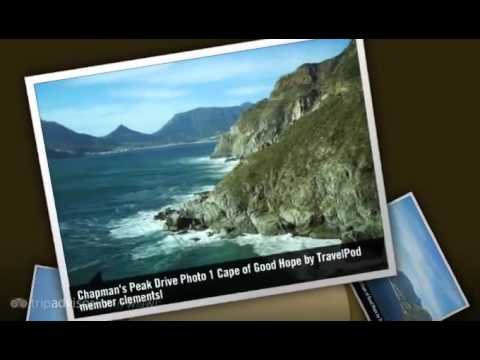 Chapman's Peak Drive – Western Cape, South Africa