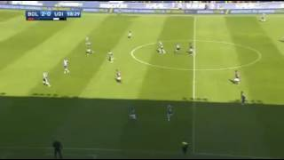 Bologna vs Udinese 3-0 Goal Mattia Destro HD