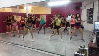 Vai rebolar - FitDance - argentina - Paula Amoedo
