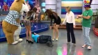 Tuteve.Tv / Karla Tarazona se reconcilió con 'Tomate' Barraza