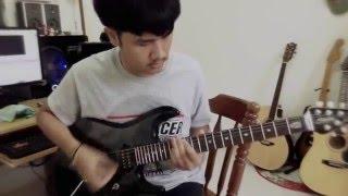 Solo : เจ็บที่ยังรัก - AIRBORNE (Guitar Cover)