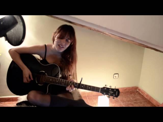 Video oficial de Lucia Galindo Cover de Andrés Suárez