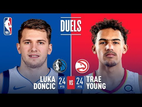 Luka Doncic and Trae Young Duel in Dallas! | December 12, 2018