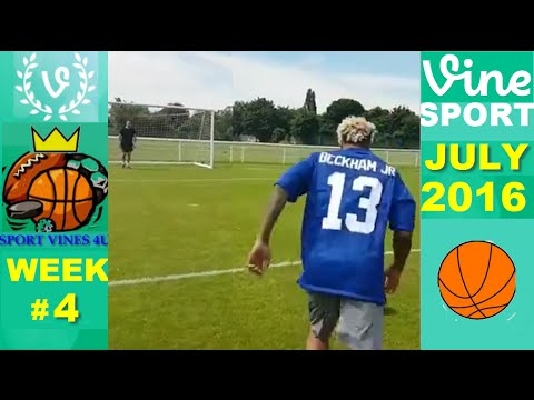 Best Sports Vines 2016   JULY   Week 4 Poster
