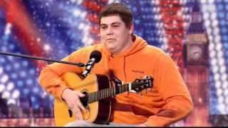 Michael Collings Britains Got Talent 2011