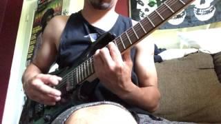 "Kodak Black ""Tunnel Vision"" guitar cover"