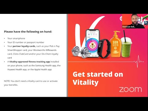 Discovery Vitality| Your ultimate guide to getting started on Vitality