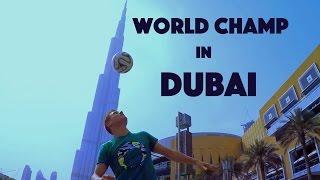 Insane Football Skills - DUBAI