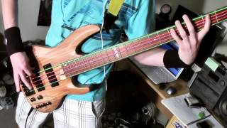 Tim Murray | System Of A Down - Deer Dance | Bass Cover