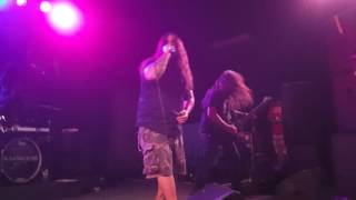 Kataklysm live in Las Vegas at LVCS