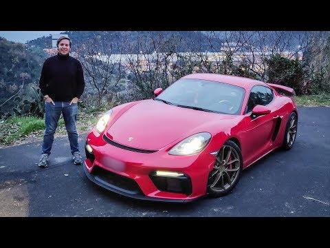 "Porsche Cayman GT4 (718): Meglio della 911 GT3""!"