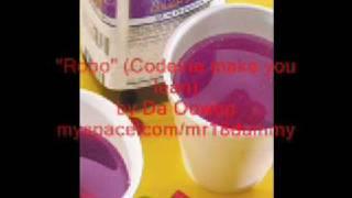 robo (codeine, make u lean) by Da Oowop