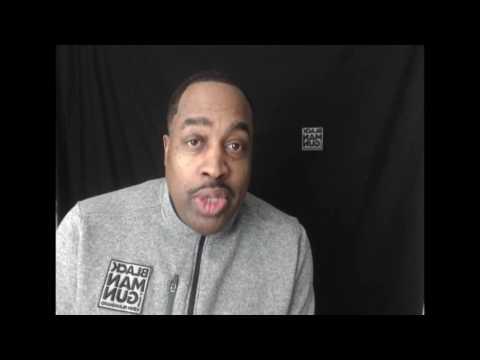 Black Man With A Gun Podcast Invite