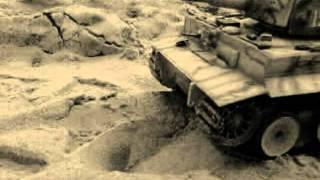 carro armato tigre in spiaggia.mpg