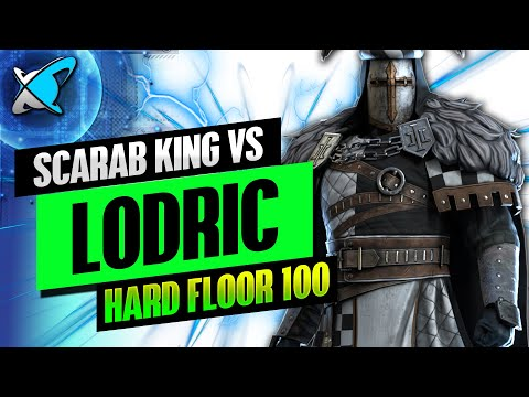 """RECORD SPEED"" Lodric Falconheart Vs Scarab King | HARD Doom Tower Floor 100 | RAID: Shadow Legends"