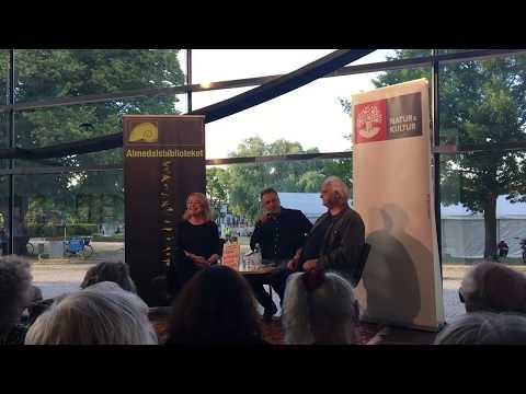 Populism – hot eller möjlighet? Åsa Linderborg och Göran Greider på Almedalsbiblioteket.