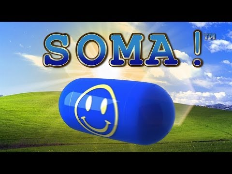 SOMA!™ Life's Good Shut Up