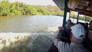 Kauai - Wailua River & Fern Grotto