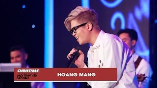 Hoang Mang - Bùi Anh Tuấn | Christmas Live Concert (Official Video)