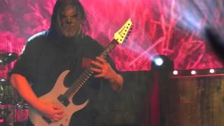 Slipknot Everything Ends Live Stadthalle Vienna 2016