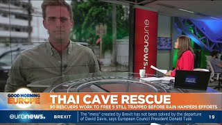 Thai cave rescue: All 13 'Wild Boars' rescued width=