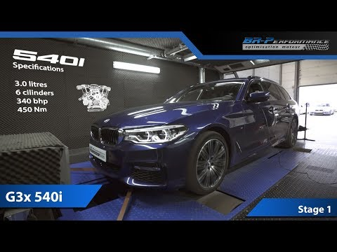 BMW G3x 540i Stage 1 By BR-Performance